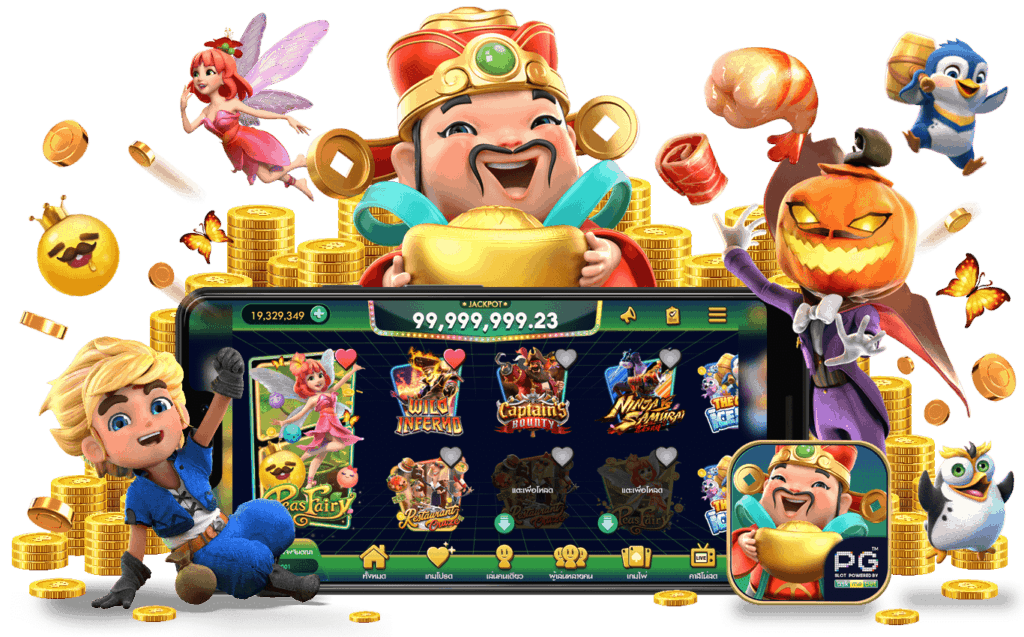 PG slot -Dragon Legend เครดิตฟรี FREE download True-Wallet88
