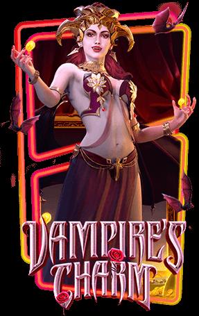 Vampire's Charm รีวิวเกมสล็อตค่าย PGSLOT ยอดนิยมอันดับ 1