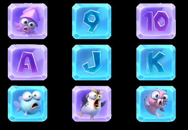 The Great Icescape เกมยอดฮิต ทดลองเล่นสล็อต